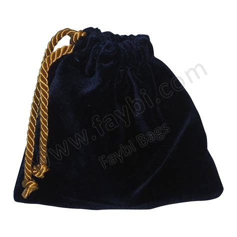 Pouch Bag 3 velvet pouch faybi bags co limited