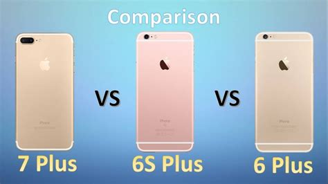 compare iphone 7 with iphone 6 6 plus 6s mobile learn in 30 sec from microsoft awarded mvp