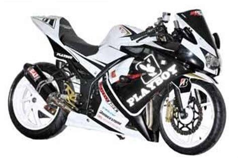 modifikasi mobil katana modifikasi motor kawasaki 250cc