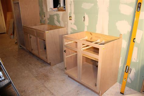 kitchen cabinet plywood plywood kitchen cabinets