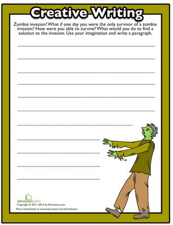 4th grade writing prompts for fun spelling and language practice 4th grade halloween writing prompt worksheets