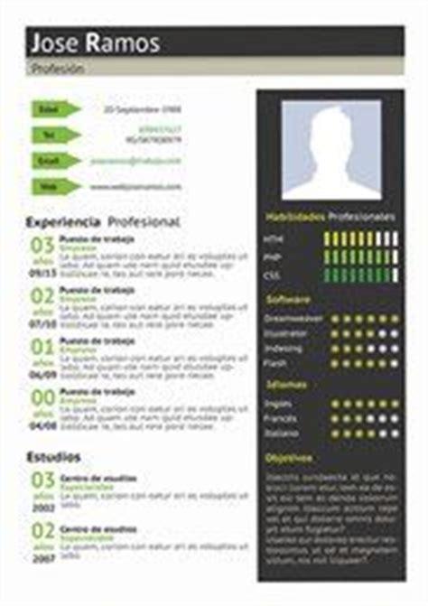 Modelo Curricular Global Plantillas Y Modelos De Curriculum Vitae Ejemplos De Carta De Presentaci 243 N Y De Agradecimiento