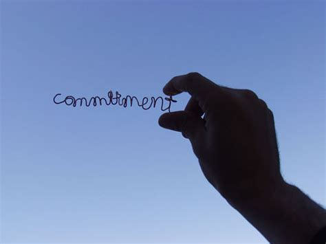 Commit To Commitment by New Study Shows Important Pathway To Mentor Commitment