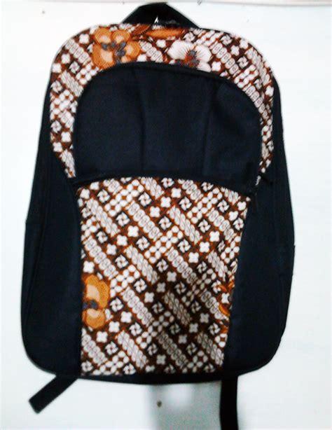 Tas Ransel Remaja Dewasa 1 batik sidoagung tas ransel