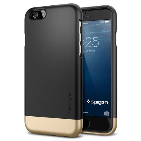 Spigen Hardcase Softcase Chasing Slim Armor For All Type spigen style armor for iphone 6 4 7 quot
