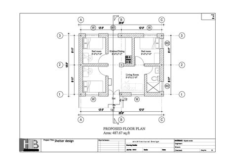 architectural drawings for kanchi dahal s house