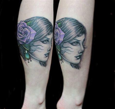 tattoo medford oregon done by guillermo tavera rogue