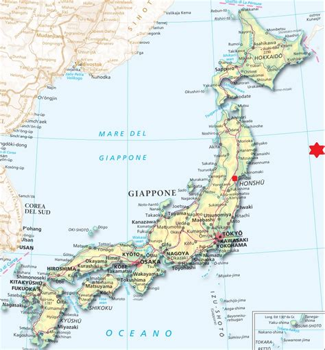 centrale giapponese geografia3a il giappone