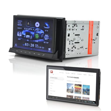 player android wholesale car dvd player detachable android stereo from china