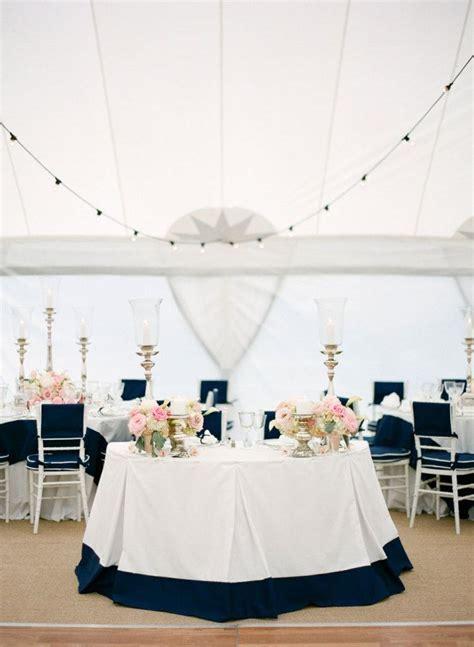 Nautical Navy & Pink Florida Wedding   Navy pink weddings