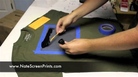 how to design your own hoodie at home part 4 amazingly simple way to screen print at home