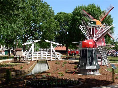 iowa city park orange city ia windmill park photo picture image iowa at city data