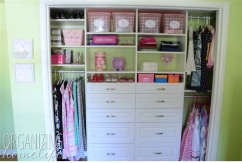 How To Organize A Shared Closet by Organizing A Shared Room Closet Easyclosets