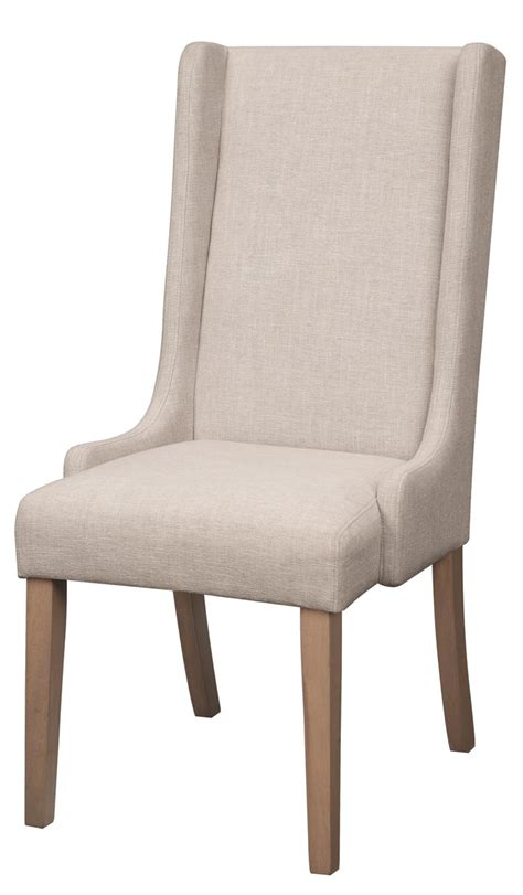 upholstered wingback dining chair 100353 corporate