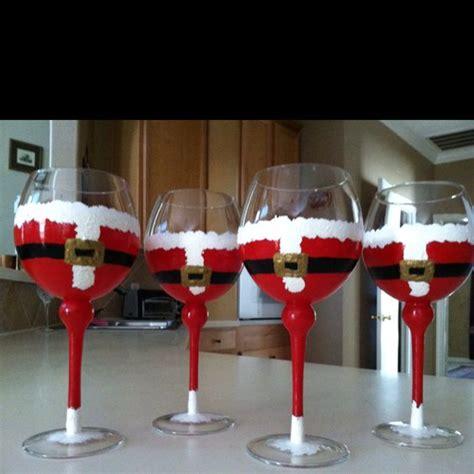bicchieri natalizi fai da te portacandele natalizi con bicchieri di vetro fai da te 20