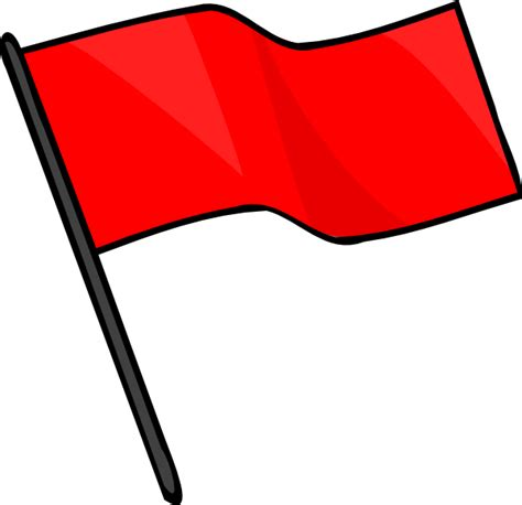 flag clipart flag clip at clker vector clip