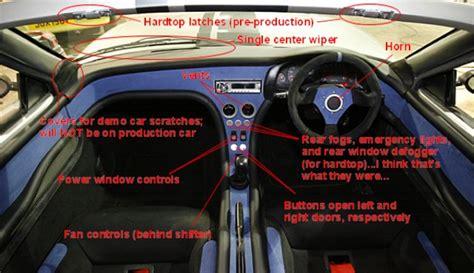 Car Interior Description murtaya the subaru wrx sti based lightweight awd roadster