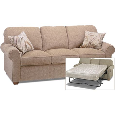 flexsteel 5535 44 thornton sleeper sofa discount