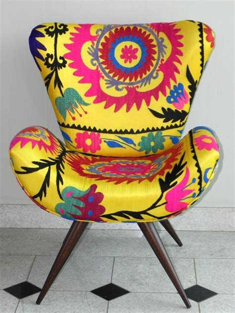 Bohemian Chairs by Bright Bohemian Chair Boho Style Furniture I Like