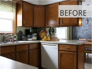 least expensive kitchen cabinets 10 diy cabinet makeovers that will make your kitchen look