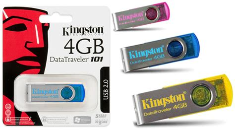 Usb Kingston 4gb hadwares
