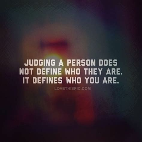 judging quotes quotes about judging a person quotesgram