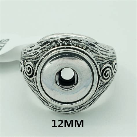 Snap Ring H 12 Mm Hitam aliexpress buy new 5pcs lot lasherweave snap rings fit 12mm snap buttons high quality diy