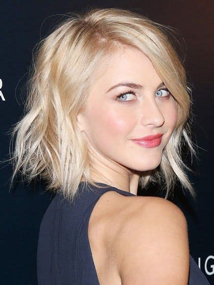 how to style julianne rancids hair colour cut hair crush julianne hough s bob bobs my