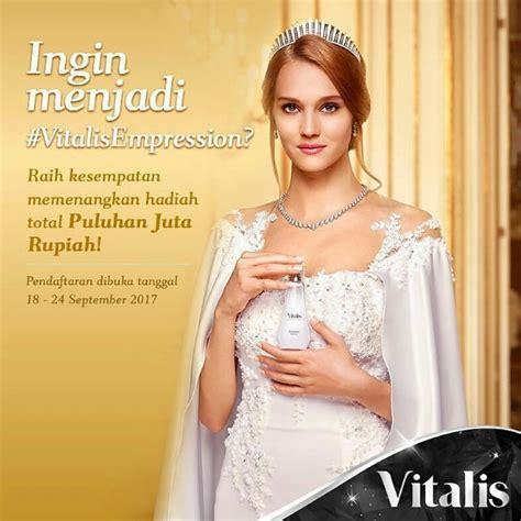 Daftar Parfum Vitalis vitalis empression