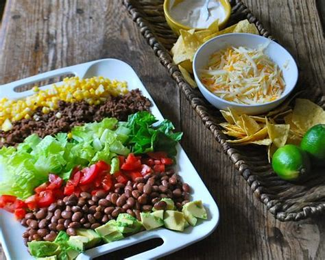 Taco Bar Topping Ideas by Salad Recipes