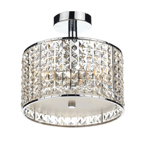 crystal light fixtures bathroom modern bathroom ceiling light chrome crystal design