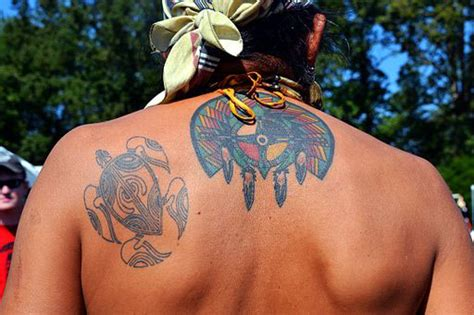 chippewa indian tribal tattoos american tattoos and their tribal meanings