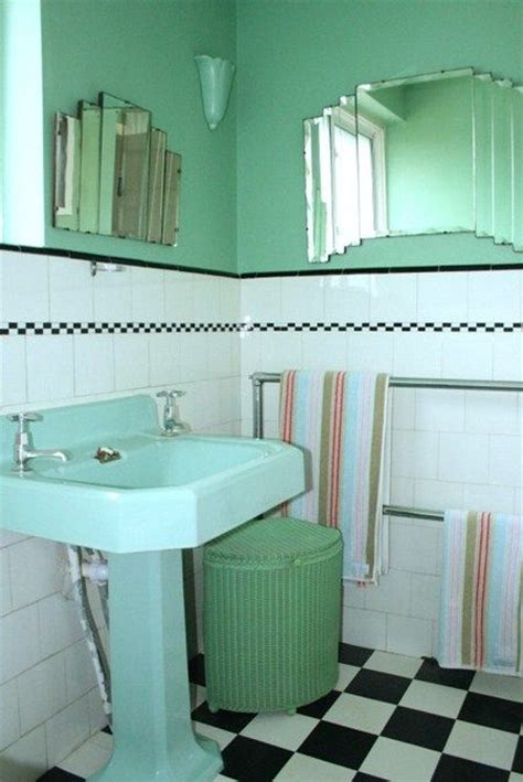 1930s bathroom suite 1000 ideas about art deco bathroom on pinterest deco