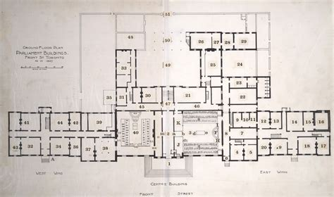 houses of parliament floor plan ground floor plan parliament buildings front st