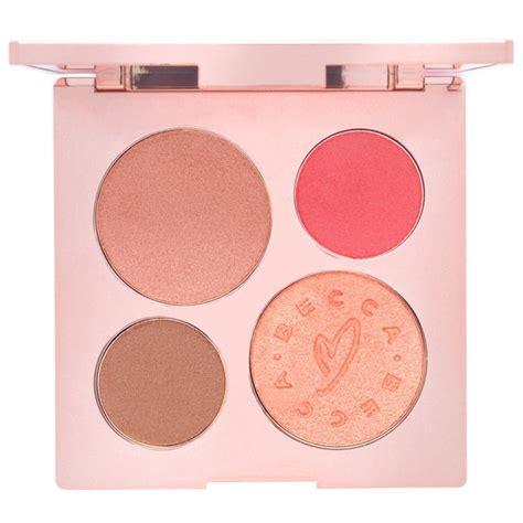 Becca X Chrissy Teigen Glow Palette Limited Edition becca becca x chrissy teigen glow palette beautylish