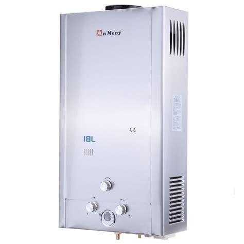 open gas l 18l lpg propane tankless instant water heater open