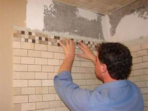 Shower Tile Installation How To Install Tile In A Bathroom Shower Hgtv
