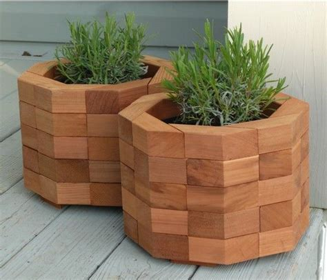 cedar planter box instructions woodworking projects plans