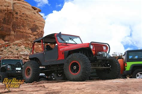 Jeep Walker 4x4 Feature This 92 Jeep Yj Is The Walker Family