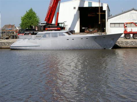 motorjacht eleonore frisian shipbuilding bouwarchief