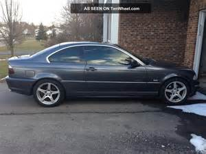 2002 bmw 325ci base coupe 2 door 2 5l