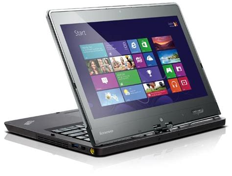 Laptop Lenovo Flip Lenovo Thinkpad Twist 3347 4hu Slide 6 Slideshow From Pcmag