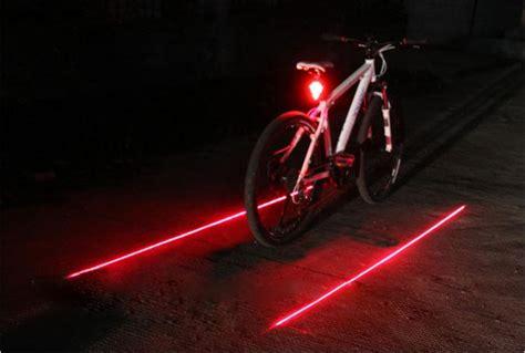 Lu Laser Sepeda Bicycle Laser Strobe Tailight 5 Led wholesale new bike bicycle cycling 8 led 2 laser beam light safety rear warning l 3