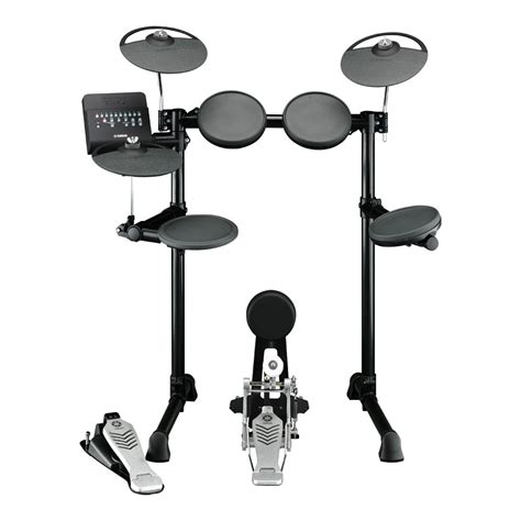 yamaha dtx 450 electronic drum kit rattle drum