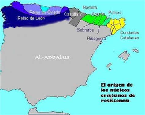 reconquista del reino de organizacion territorial espa 241 ola reconquista