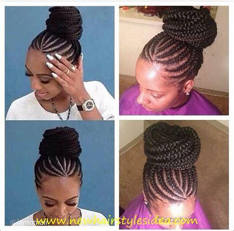 30 easy braided hairstyles for black hair louis