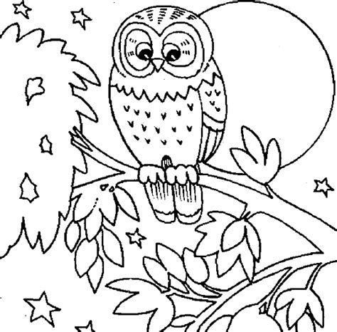 owl coloring pages free coloring pages snowy owl kids