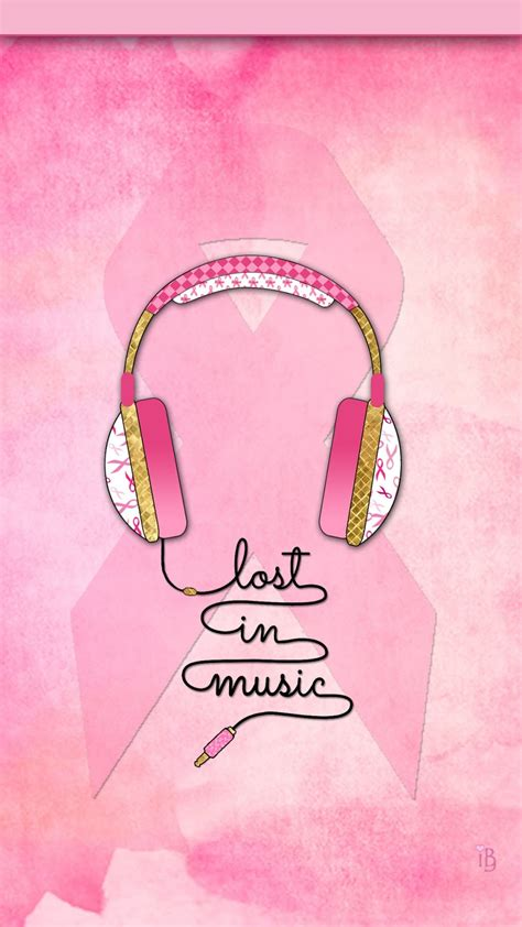 girly music wallpaper ibabygirl iphone walls