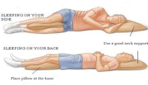 How To Do The Sleeper by How To Sleep Right Unileb