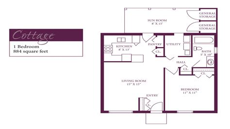 retirement home floor plans retirement cottage interior retirement cottage floor plans one bedroom cottage floor plans